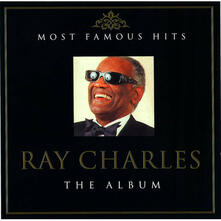 The Album. Most Famous Hits 2 - CD Audio di Ray Charles