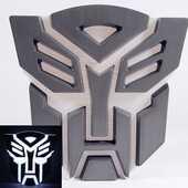 Idee regalo Lampada USB Transformers - Autobot Paladone