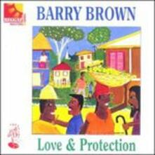 Love & Protection - CD Audio di Barry Brown