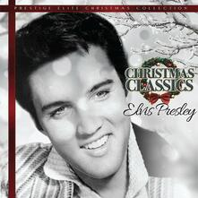 Christmas Classics - CD Audio di Elvis Presley