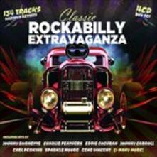 Rockabilly Extravaganza - CD Audio