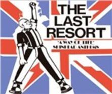 Skinhead Anthems - CD Audio di Last Resort
