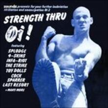 Strength Thru Oi! - CD Audio
