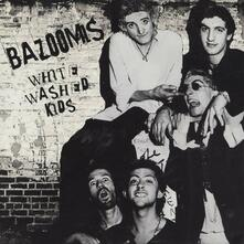White Washed Kids - CD Audio di Bazoomis