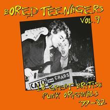 Bored Teenagers vol.9 - Vinile LP