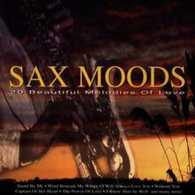 Sax Moods - CD Audio