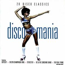 Disco Mania - CD Audio