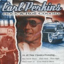 Rock & Roll Country - CD Audio di Carl Perkins