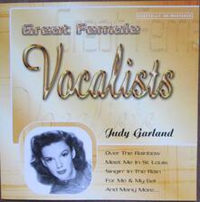 Great Femal Vocalists - CD Audio di Judy Garland