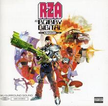 As Bobby (Digipack) - CD Audio di RZA