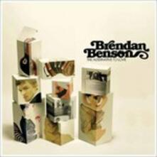 The Alternative to Love - CD Audio di Brendan Benson