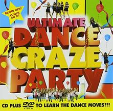 Summer Holiday Dance Craze - CD Audio + DVD