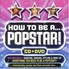 How to Be a Popstar - CD Audio + DVD