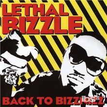 Back To Bizznizz - CD Audio di Lethal Bizzle
