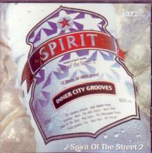 Spirit of the Street vol.2 - CD Audio