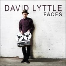 Faces - CD Audio di David Lyttle