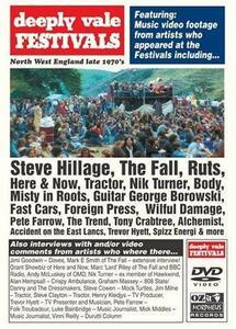 Deeply Vale Festivals - DVD