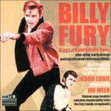 Sings a Buddy Holly - CD Audio di Billy Fury