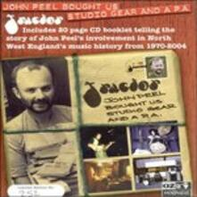 John Peel Bought Us Studio Gear - CD Audio di Tractor