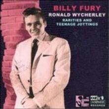 Ronald Wycherley - CD Audio di Billy Fury