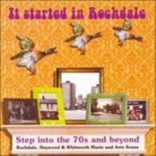 Step Into the Seventies - CD Audio