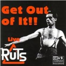 Get Out of it!! Live - CD Audio di Ruts