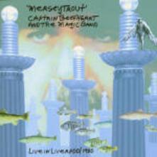 Mersey Trout Live 1980 - CD Audio di Captain Beefheart