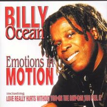 Emotions in Motion - CD Audio di Billy Ocean