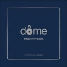 Dome. Twenty Years - CD Audio
