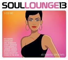 Soul Lounge 13 - CD Audio