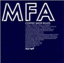 Coffe Shop Rules - CD Audio di Midnight Funk Association