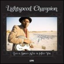 Life is Sweet! - CD Audio di Lightspeed Champion