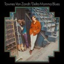 Delta Momma Blues - CD Audio di Townes Van Zandt