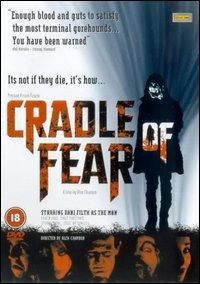 Locandina Cradle of Fear