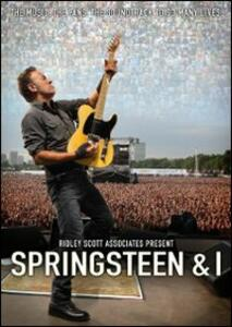 Bruce Springsteen & I - DVD
