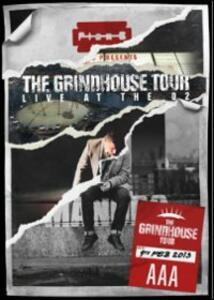 Plan B. The Grindhouse Tour. Live At The O2 - DVD