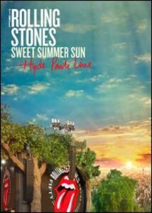 The Rolling Stones. Sweet Summer Sun. Hyde Park Line - DVD