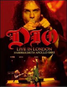 Dio. Live In London. Hammersmith Apollo 1993 - DVD