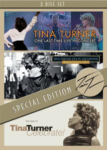 Tina Turner. Special Edition (3 DVD) di David Mallet