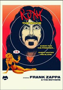 Frank Zappa & The Mothers. Roxy. The Movie - DVD