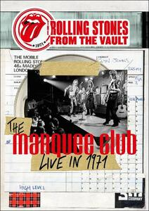The Rolling Stones. From The Vault: The Marquee (Live in 1971) - DVD