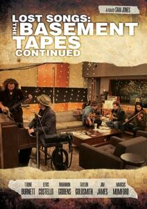 Lost Songs. The Basement Tapes Continued di Sam Jones - DVD