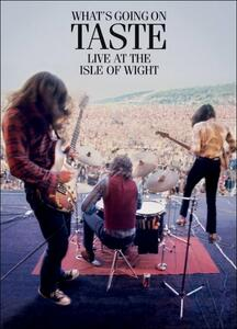 Taste. What's Going On Taste. Live at the Isle of Wight di Murray Lerner - DVD
