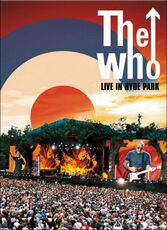 Film The Who. Live In Hyde Park