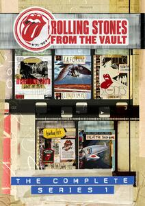 Rolling Stones. From The Vault. The Complete Series vol. 1 (5 DVD)