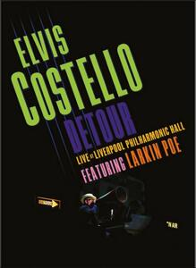 Elvis Costello. Detour. Live At Liverpool Philharmonic Hall - DVD