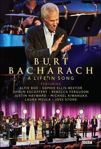 Burt Bacharach. A life in song - DVD