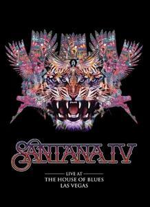 Santana. Santana IV. Live At The House Of Blues, Las Vegas - DVD