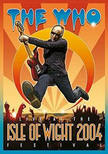 The Who. Live at the Isle of Wight (DVD) - DVD