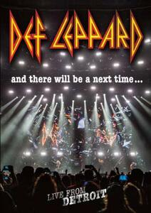Def Leppard. And There Will Be a Next Time - Live from Detroit (DVD) - DVD